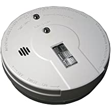 Kidde i9080 Battery Operated Smoke Alarm with Safety Light