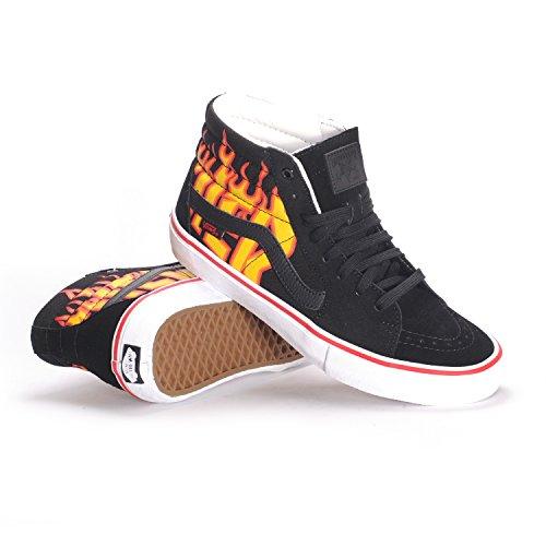 Vans x Thrasher Sk8-Hi Pro  Mens Skate Shoes-13