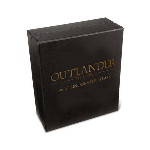 Vandor-81087-Outlander-6-Ounce-Stainless-Steel-Flask-Silver