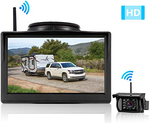Best Wireless Backup Camera For Rv 1 Parking Assistant