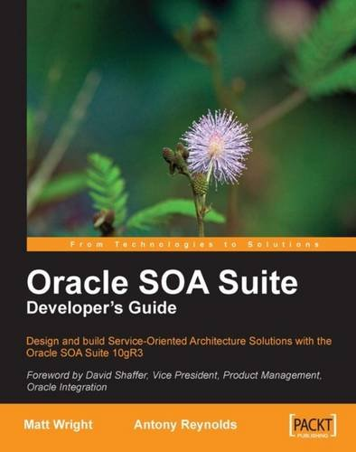 Oracle SOA Suite Developer's Guide -
