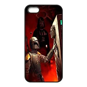 Custom High Quality WUCHAOGUI Phone case Star Wars Pattern Protective Case For Apple Iphone ipod touch4 Cases - Case-2