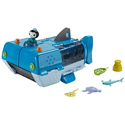 Fisher-Price Octonauts Gup-W Reef Rescue Playset [Amazon Exclusive] -