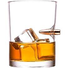 .308 RealBullet hand-blownWhiskey Glass