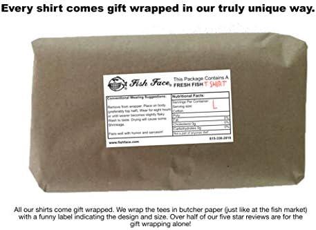 面白い釣りシャツfor Dad Gift for Fisherman父の日誕生日–1日Lure