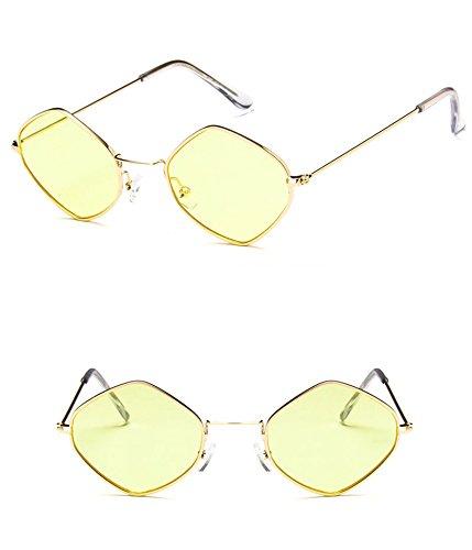 acheter Lunettes l'extérieur Free soleil soleil Joyfeel Jaune de polarisées Lunettes de Rhombus de Mode jaune Bowknot UV Lunettes pour anti soleil 7HHqdIfxTw