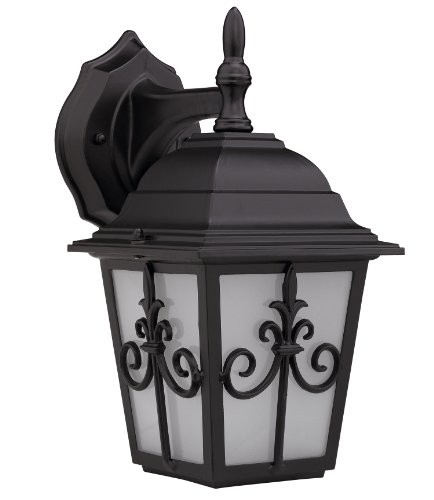Outdoor Lighting Fixtures Stained Glass - 9