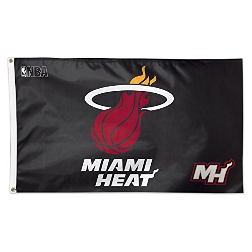 - Wincraft NBA Miami Heat Flag