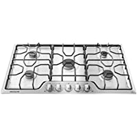 Frigidaire FFGC3610QS 36 Gas Cooktop, Stainless