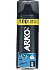 Arko Men Tıraş Köpüğü Cool, 300 ml