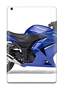 Lori Cotter Elodie's Shop Best New 2009 Kawasaki Ninja 250 R Skin Case Cover Shatterproof Case For Ipad Mini 2 4039210J47006736