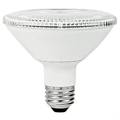 75W Equal 3000K PAR30 LED Light Bulb - Short Neck 40 Deg. Flood - TCP LED12P30SD30KFL