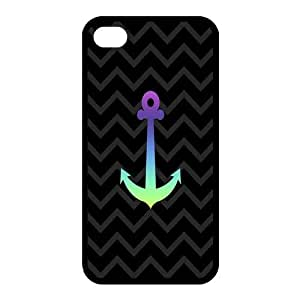Custom Anchor Back Cover Case for iphone 4,4S JN4S-672