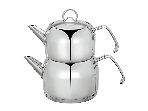 chrome teapot - 9