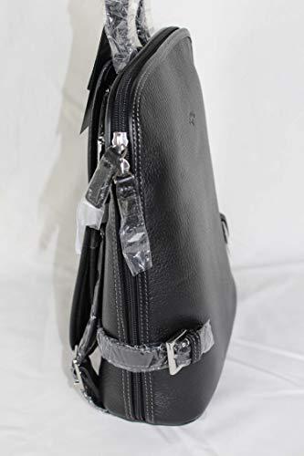 réf Ritelle cuir Petit en Noir sac dos 9609 à 7SRY7q