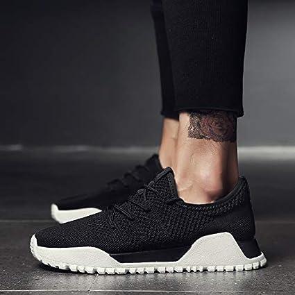 a563b4119d0cb Amazon.com: NANXIEHO Men Sport Leisure Shoes Net Shoes Comfortable ...