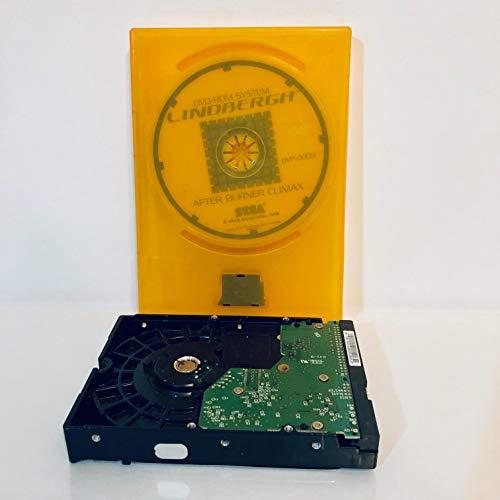 Sega After Burner Climax, Hard Drive, DVD ROM System DVP-0009 Software &  Key Chip (Lindbergh System)