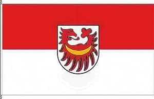 Pequeño Bandera heins doméstica–20x 30cm–Bandera y