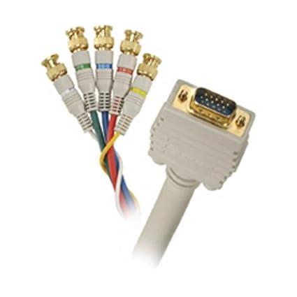 Steren Python HDTV SVGA Component Cable 253-812IV