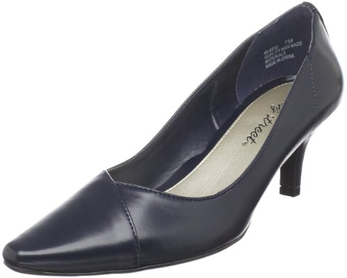 Chiffon Pump Easy Women's Navy Street Eqtta6pTr