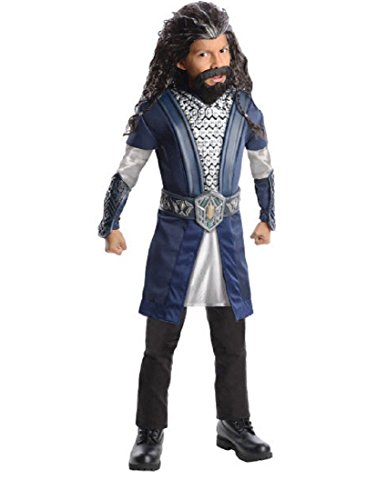 The Hobbit, Deluxe Thorin Oakenshield Costume - -