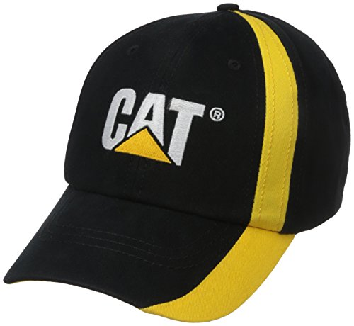 caterpillar-mens-side-panel-cap-black-one-size