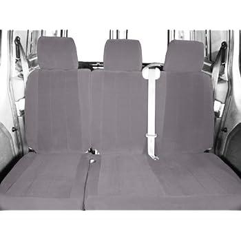 Amazon Com Caltrend Rear Row 60 40 Split Bench Custom Fit