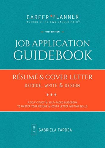 Amazon.com: JOB APPLICATION GUIDEBOOK: RÉSUMÉ & COVER LETTER ...