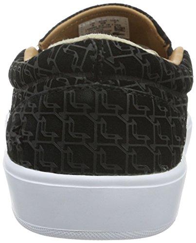 Lacoste Tamora Slip 116 2 Caw Blk - Zapatillas Mujer Negro - Schwarz (Black-024)