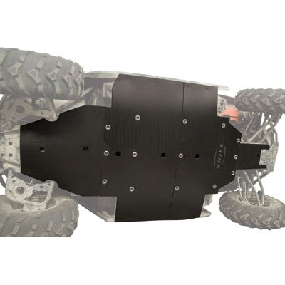 Tusk Quiet-Glide Skid Plate 3/8'' - Fits: Polaris RANGER RZR 570 EPS 2013-2014 by Tusk (Image #1)