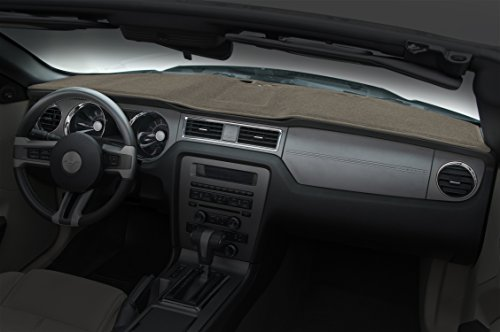 Dashcovers for Select Nissan 280ZX Models - Poly Carpet (Taupe) ()