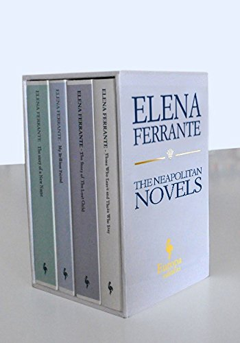 Books : The Neapolitan Novels Boxed Set