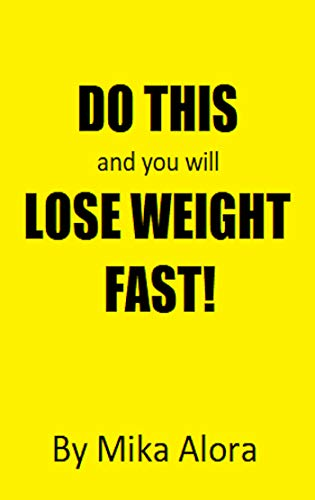 How can i lose weight fast and safe