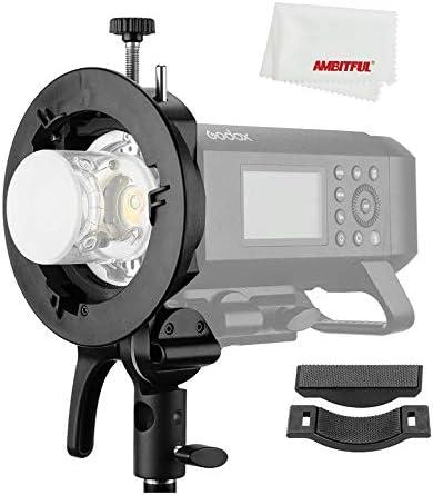 Godox S2 Speedlite Halterung Bowens Halterung Für Godox Kamera