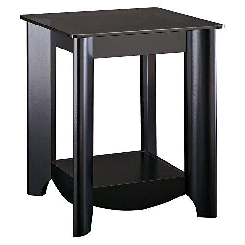 Bush Furniture Tables Classic Black