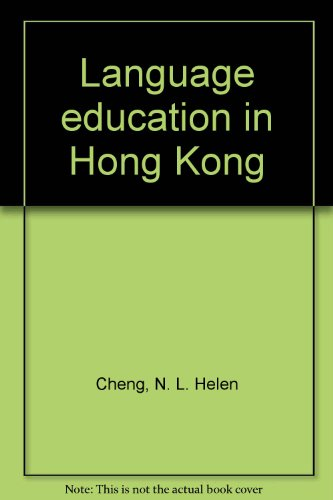 Language Education in Hong Kong by Brand: The Chinese University Press