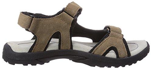 Lico Women's Bermuda V Fashion Sandals Beige - Beige (Beige) bg0d9y
