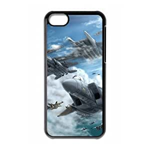 Ace Combat iPhone 5c Cell Phone Case Black 91INA91616289