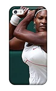 Premium RhUAHzF4456hiucI Case With Scratch-resistant/ Serena Williams Tennis Case Cover For Iphone 5/5s