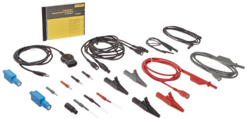 Fluke SCC 128 Automotive Troubleshooting Kit for the 120 Series Industrial - Serial Cable Fluke