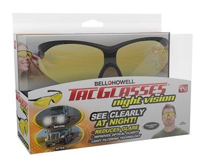 Emson Div Of E Mishon 1930 B+H TacGlasses Night Vision - Quantity - Seen Glasses B