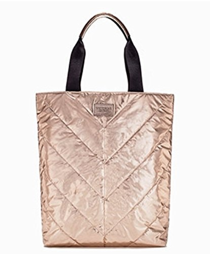 Image Unavailable. Image not available for. Color  Victoria s Secret NEW Limited  Edition 2017 Rose Gold Tote Bag ... 51b872c566