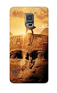 Tpu Disportpal Shockproof Scratcheproof Jumper On A Pyramid Hard Case Cover For Galaxy S5