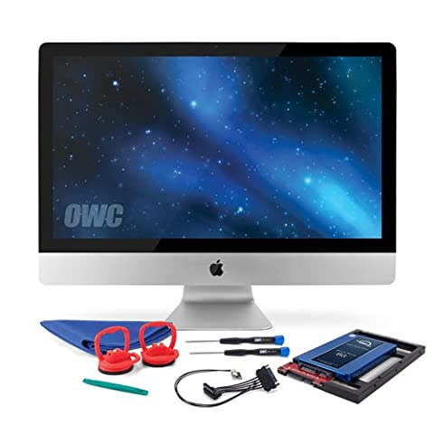 OWC SSD Upgrade Bundle For 2011 iMacs, OWC Mercury Electra 2.0TB 6G SSD, AdaptaDrive 2.5
