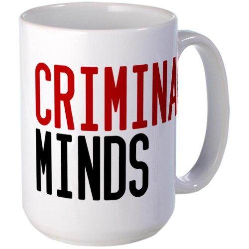 Criminal Minds Large Mug Large Mug by CafePress