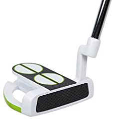 The PGX SL putter has an premiere alignment system that will help you sink more putts. The top line will help your eye make sure you are on target. The result should be more made putts from all distances. Give the PGX SL putter a try and see ...
