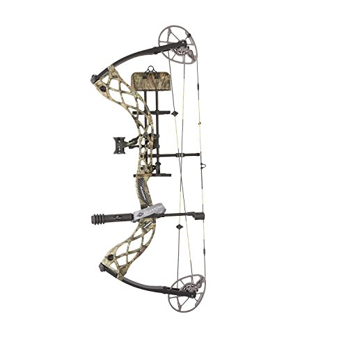 Diamond Archery Deploy SB RAK Left Hand Compound Bow, 70 lb,