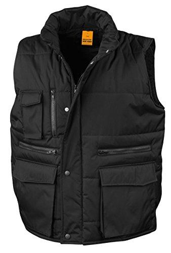 Result Workguard Gilet Bodywarmer schwarz XL [Textilien]