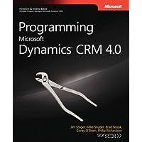 Programming Microsoft Dynamics CRM 4.0 (Pro-Developer)