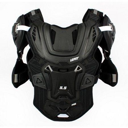 Leatt 5.5 Pro Chest Protector-Black-XXL by Leatt Brace (Image #1)